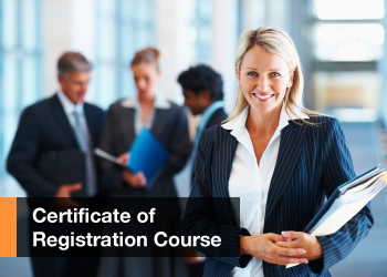 Certificate of Registration Course