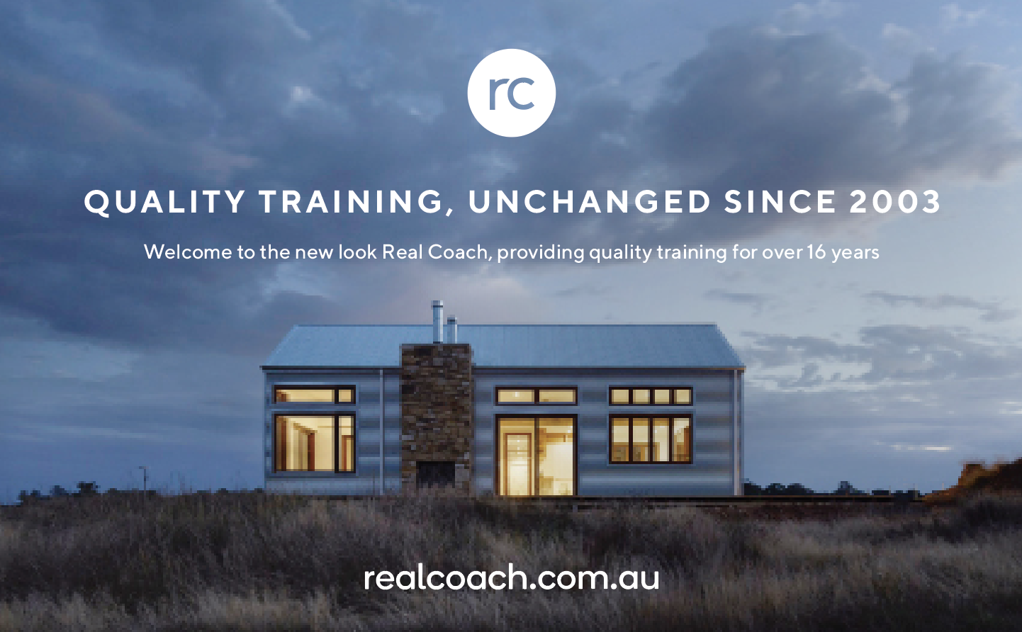 Real Coach - Quality Real Estate Training for over 16 years